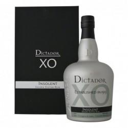 Dictador Rum XO Insolent