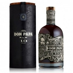 Don Papa Rum 10 years old
