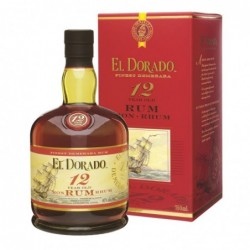 El Dorado 12 years Finest...