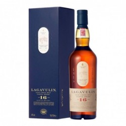 Lagavulin 16 years old...