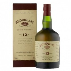 Redbreast 12 years old...