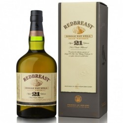 Redbreast 21 years old...