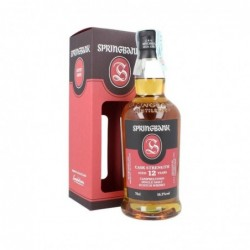 Springbank 12 years old...