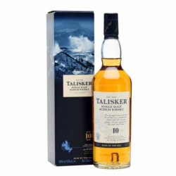 Talisker 10 years old...