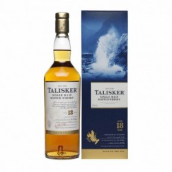 Talisker 18 years old...