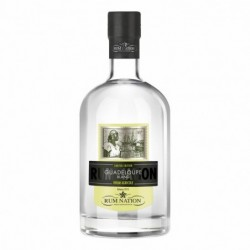 Rum Nation Guadeloupe Blanc...