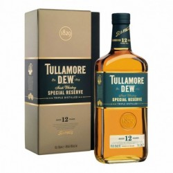 Tullamore Dew Irish Whiskey...