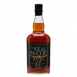 The Real McCoy Rum 12 years...