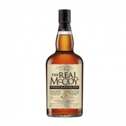 The Real McCoy Rum 5 years old