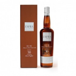 Zafra 30 years old