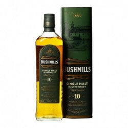 Bushmills 10 years old...